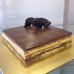 Joyful Opera Cake Half KG
