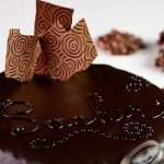 Decorated Chocolate Truffle Cake Half Kg