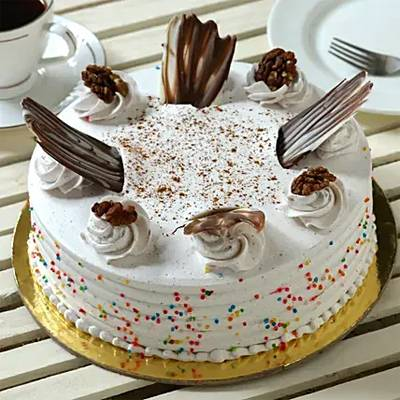 WALNUT CINNAMON CAKE- HALF KG