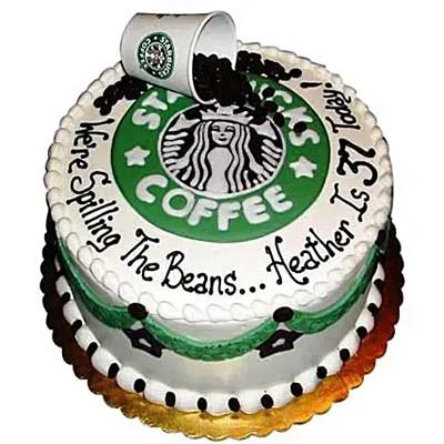 Excess Starbucks Cake Chocolate