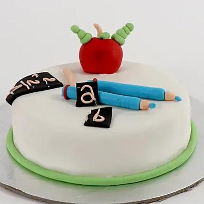 ABC Vanilla Cake