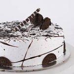 Heavenly Oreo Cookie Cake- Half Kg