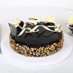 Chocolate Walnut Truffle Half kg