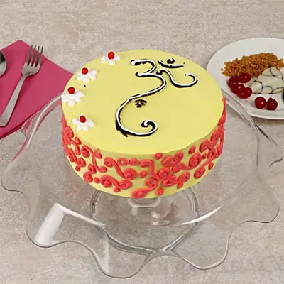Traditional Vanilla Cake