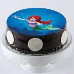 Ariel Chocolate Photo Cake- Half Kg