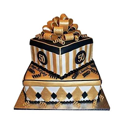Grand Birthday Cake