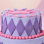 Designer Two Tier Truffle Cake 3 Kg