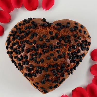 Vanilla Black Currant Delicious Dry Cake