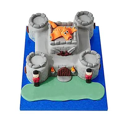 Fort Fondant Cake Chocolate