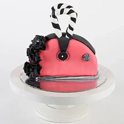 Designer Purse Truffle Cake
