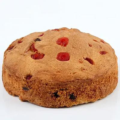 Topped Cherry Sultana Dry Cake
