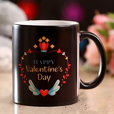 Valentine's Day Celebration Magic Mug