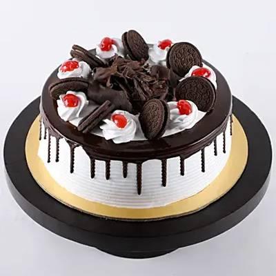 Black Forest Oreo Cake- Half Kg