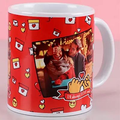 I Will Always Love You Personalised Mug