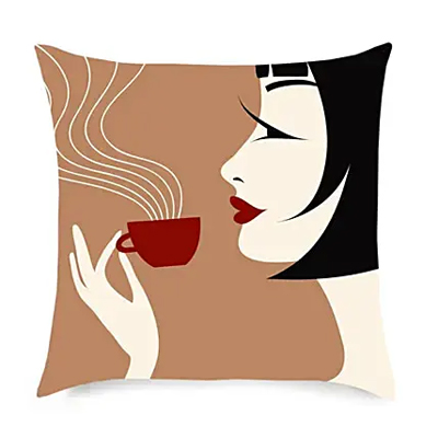 Coffee With Comfort Cushion