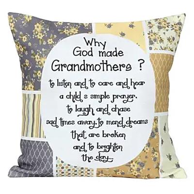 Grandmothers Cushion
