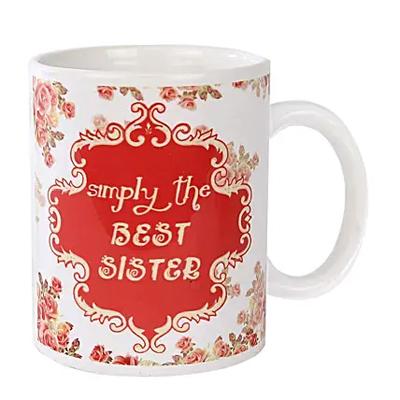 Best Sister Coffee Mug