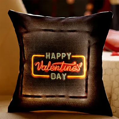 LED Cushion For Valentine's Day