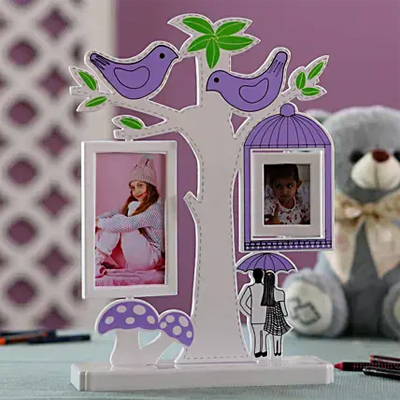 Under The Tree Photo Frame