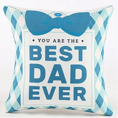 You Are The Best Dad Ever Cushion