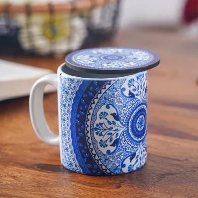 Pristine Turkish Mug With Coaster