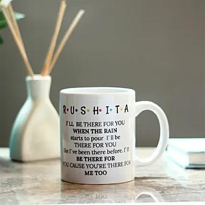 Personalised FRIENDS Themed Mug