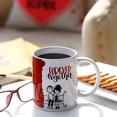 Forever Together Ceramic Mug