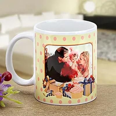 Lets Celebrate mug