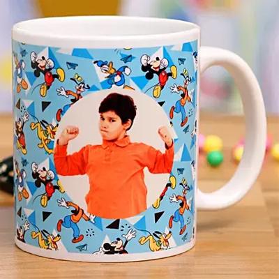 Disney Characters Personalised Mug