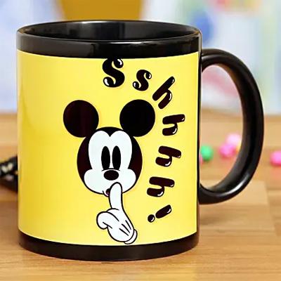 Printed Cool Mickey Mug