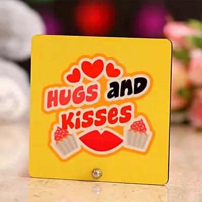 Hugs & Kisses Table Top