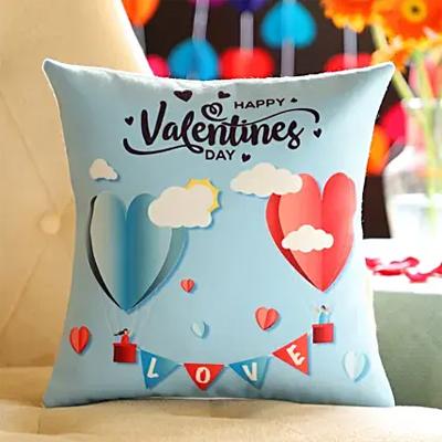Valentine's Heart Cushion