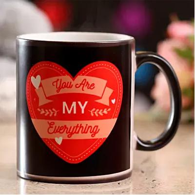 Special Message Magic Mug