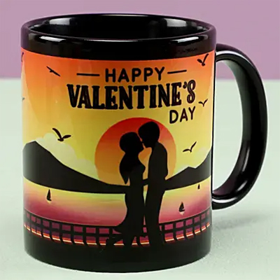 Wishing Valentine's Day Mug