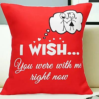 Miss You Cushion