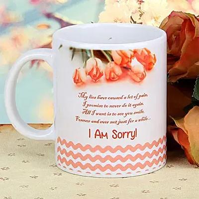 Forgive Me mug
