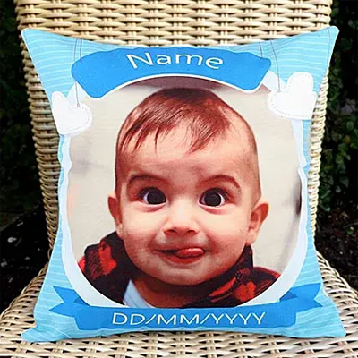 Personalized Gift From Heaven cushion