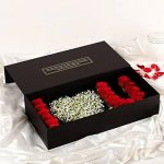 Special I Love You Roses Box